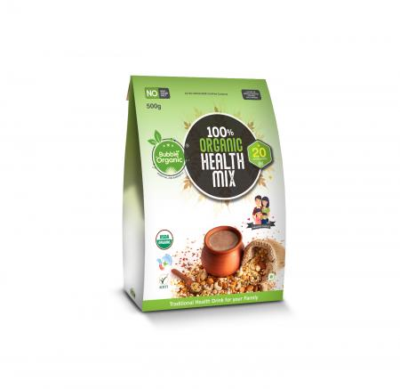 BO Health Mix (500g) Front