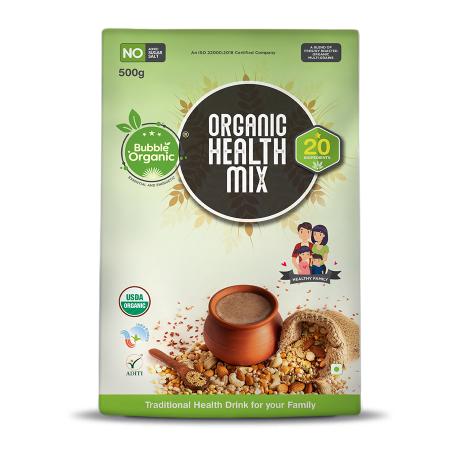 BO Health Mix (500g) Front