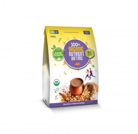 BO Nutrient Diet Mix (500g) Front