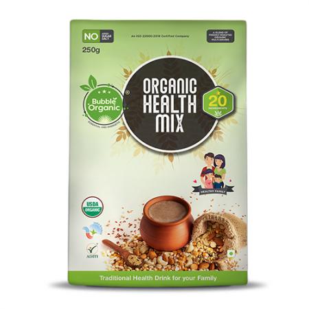 BO Health Mix (250g) Front